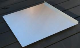 Pizzaspade i aluminium