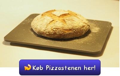 pizzasten af stål